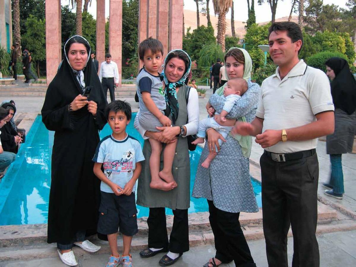 01 Iranian family