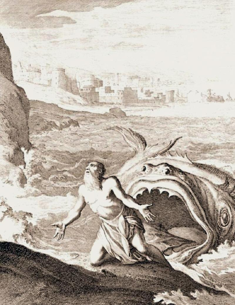 10 Great Lessons from the Book of Jonah