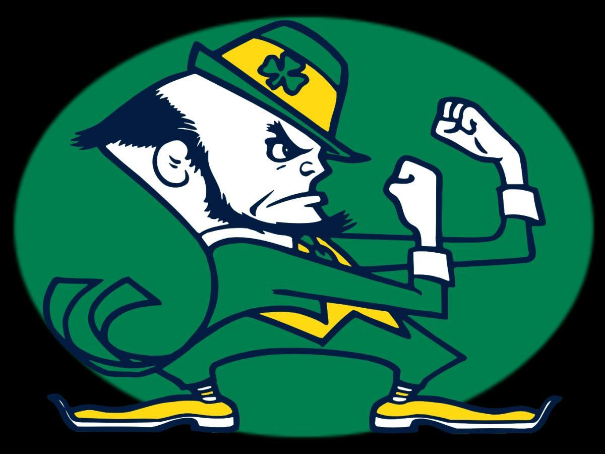 01 Notre Dame Fighting Irish