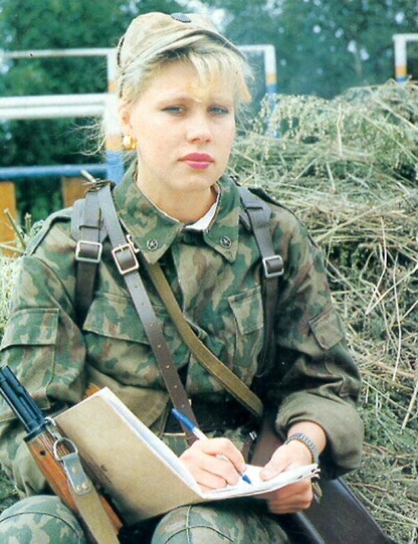 Hot russian woman