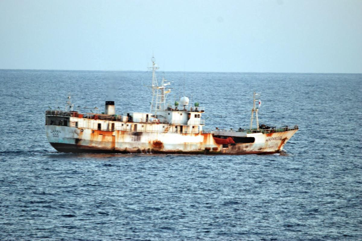 HILARIOUS! Somali Pirates Try to Hijack Cargo Ship Video