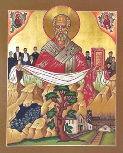 ACROD St Nicholas Icon