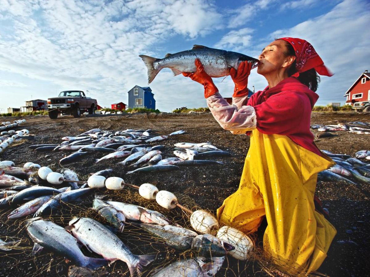 A Picture is Worth a Thousand Words… The Yupik Land and ...