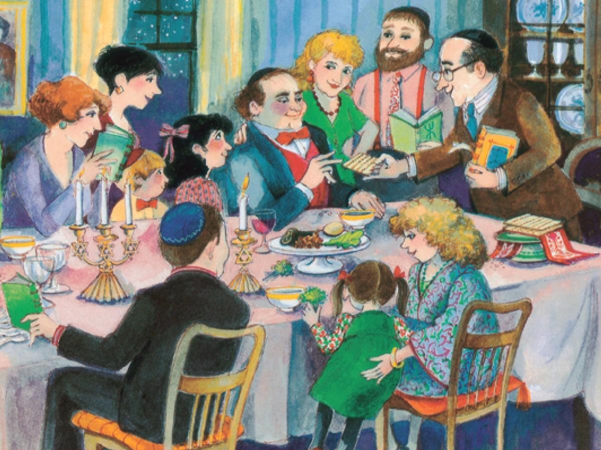 01 Passover Magic