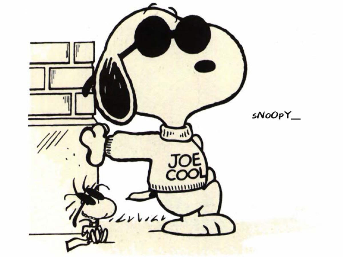 01 Snoopy and Woodstock Joe Cool | Voices from Russia