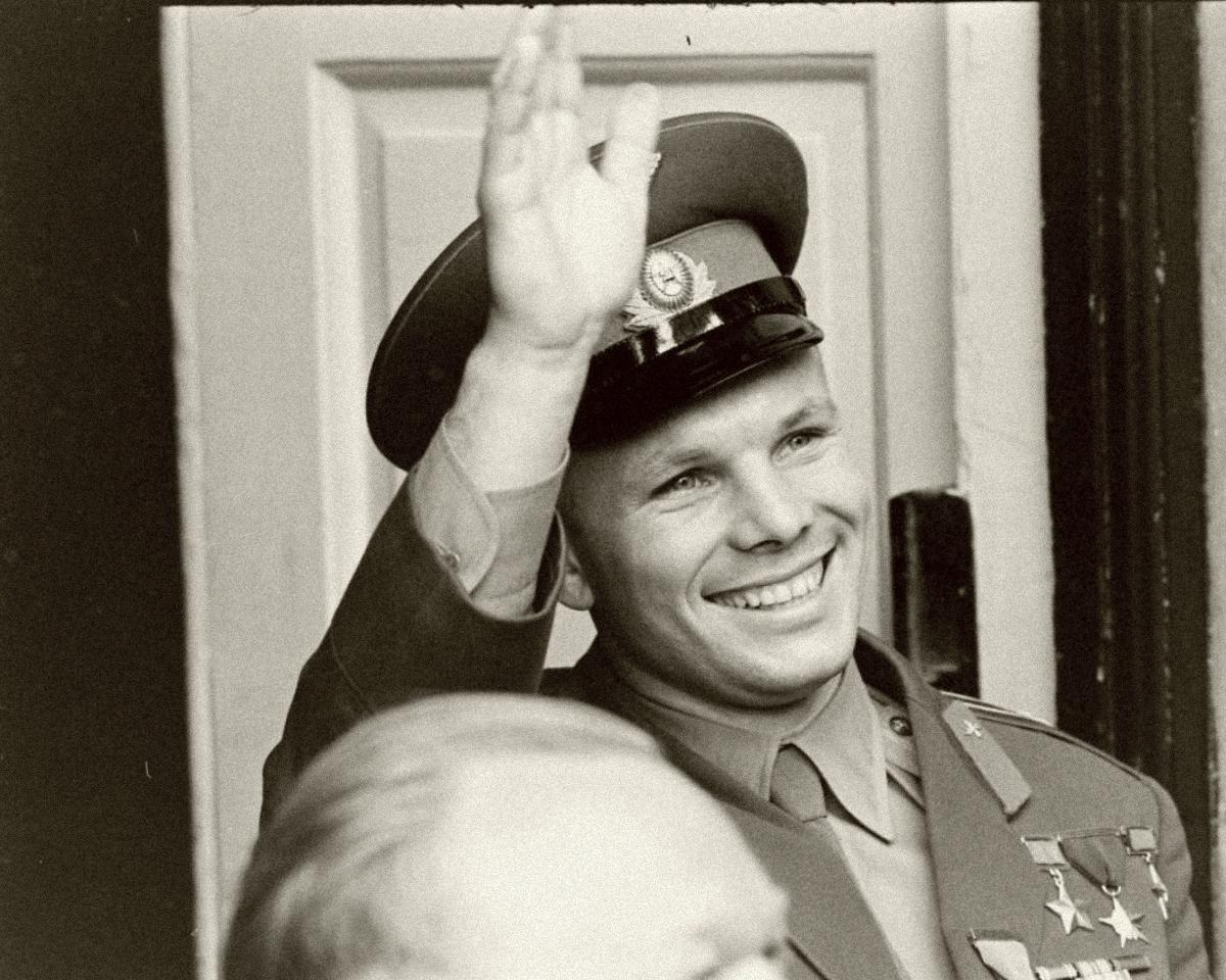 yuri gagarin full name - photo #15