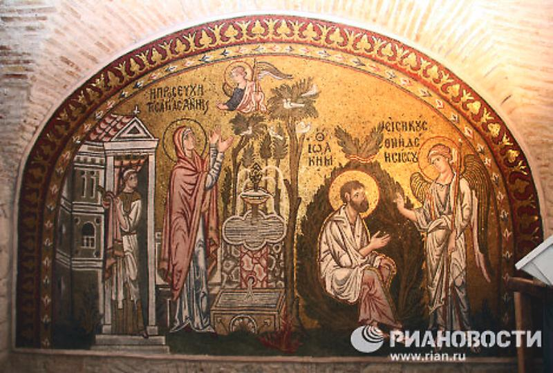 k restoration work at daphni monastery voices from russia a photo essay the restoration work at the daphni monastery in a unesco world heritage site 03k restoration work at daphni monastery