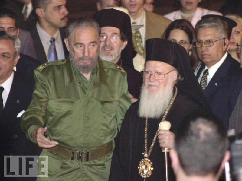 04d Bartholomew with Fidel