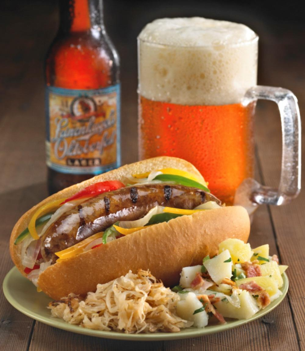 01 beer and wurst