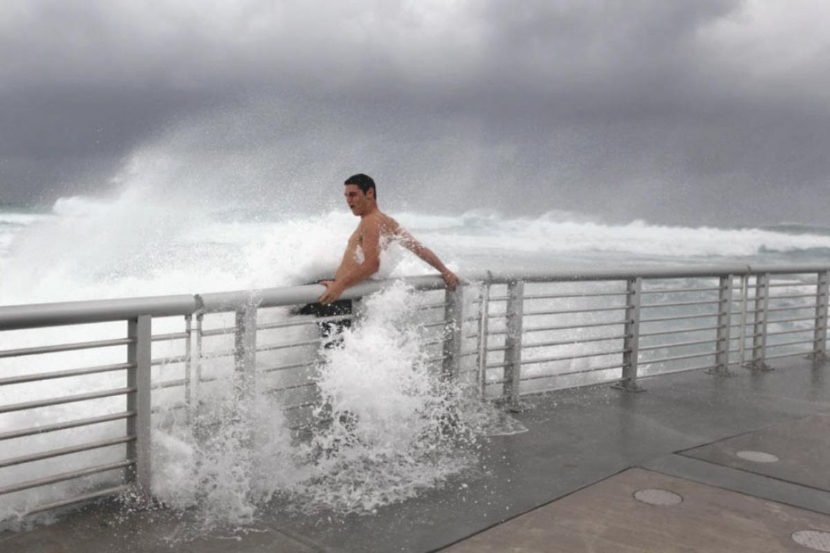 Irene Hits Florida… » 01-hurricane-irene-in-boynton-beach-fl