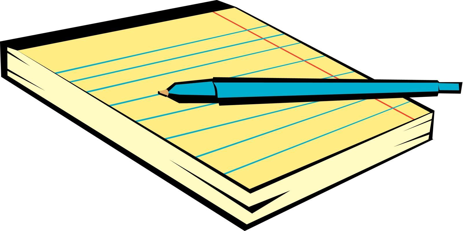 01 pen and pad voices from russia notebook clipart png notebook clip art image