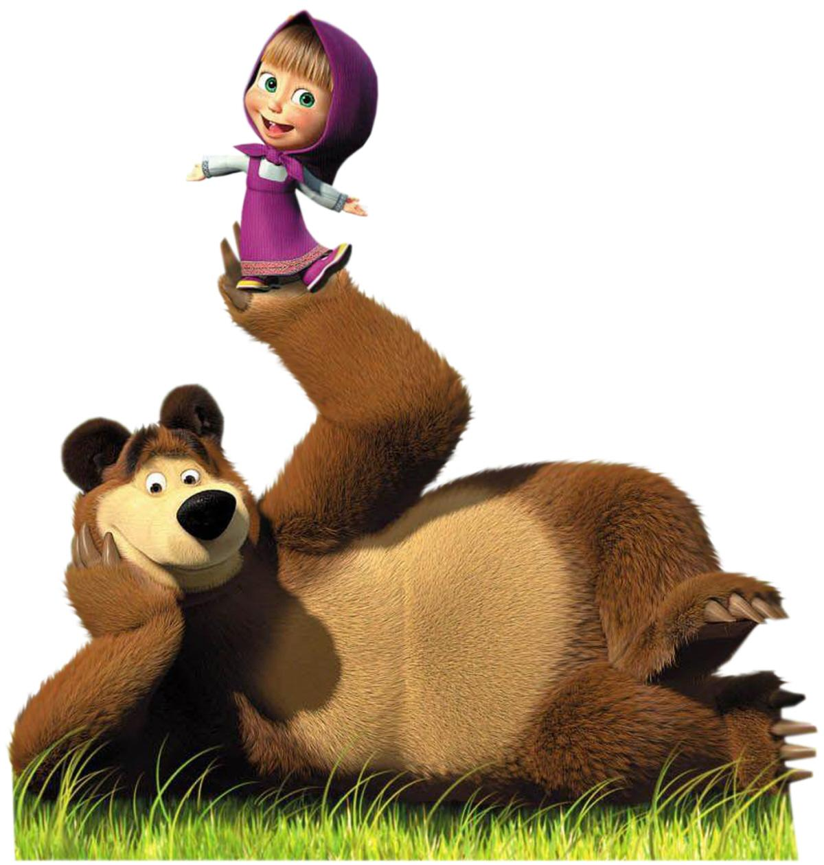 Masha and the Bear | Voices from Russiamasha