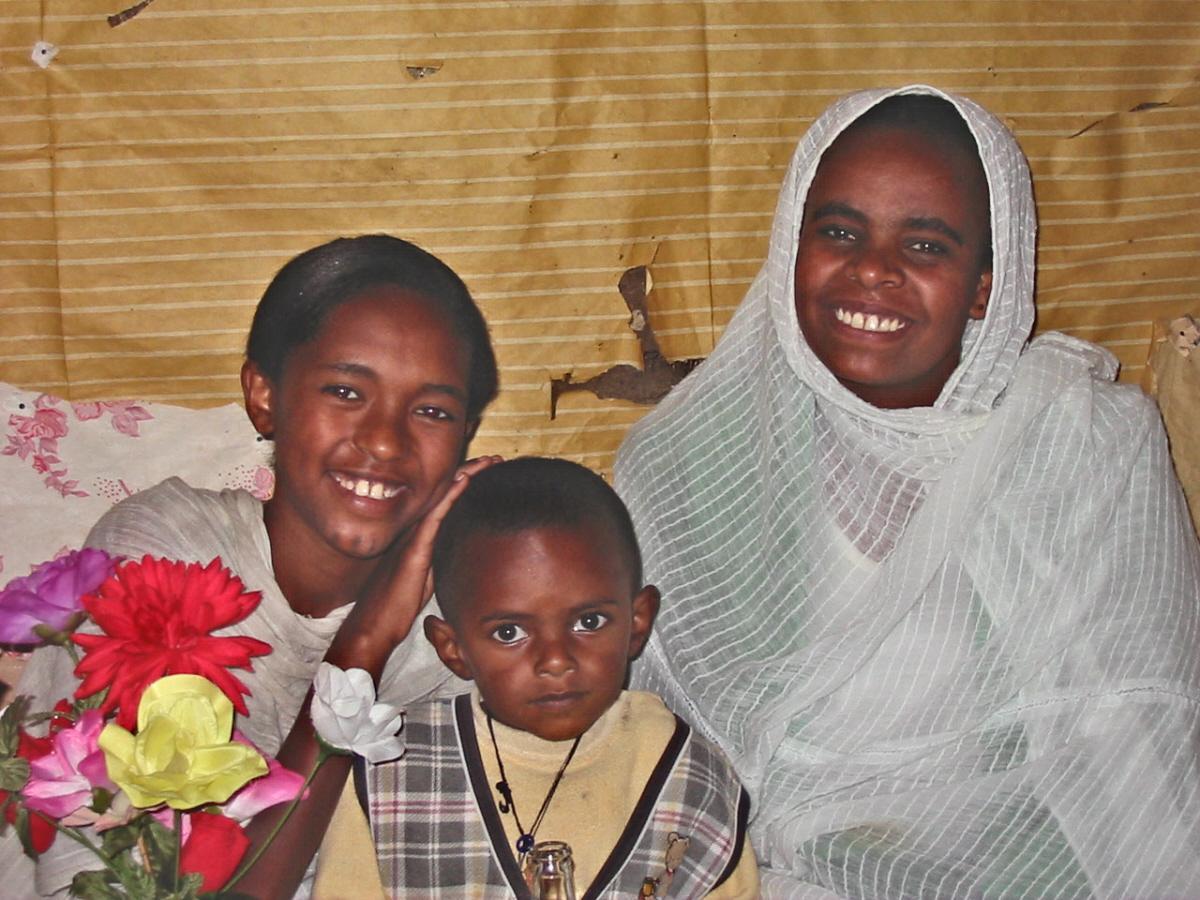 05c Faces of the Faith... Ethiopia