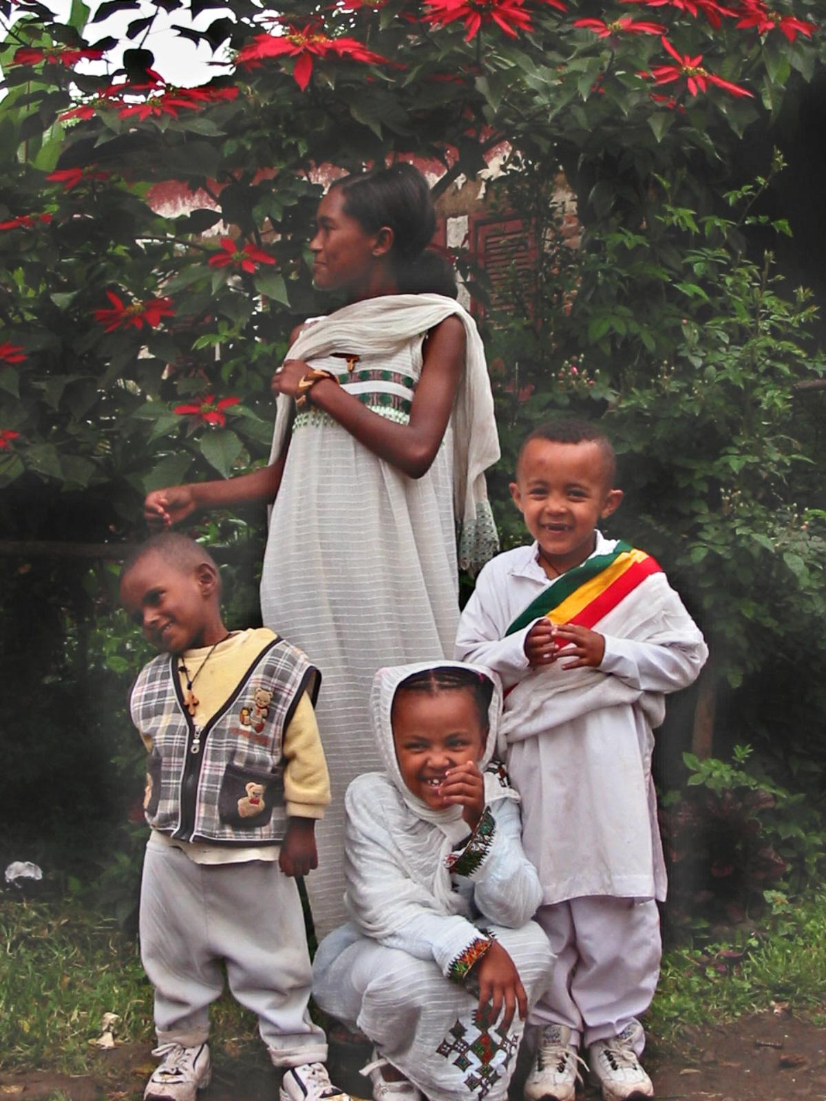 05g Faces of the Faith... Ethiopia