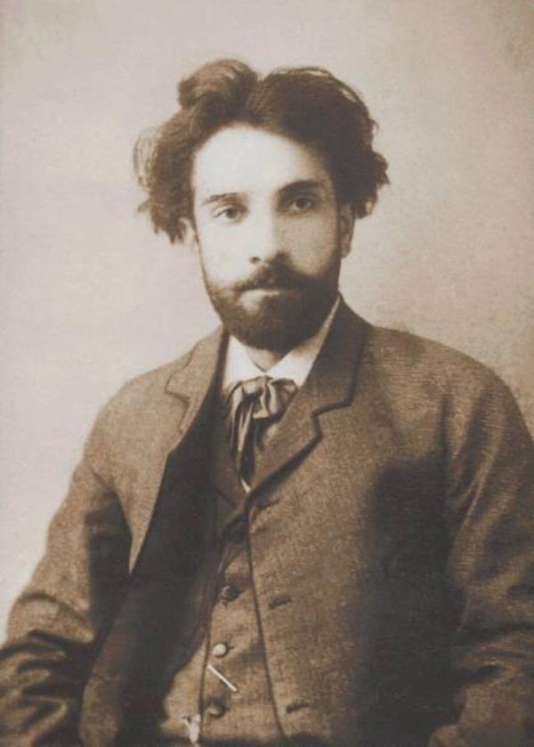 Isaak Levitan (1860-1900), famous Russian artist