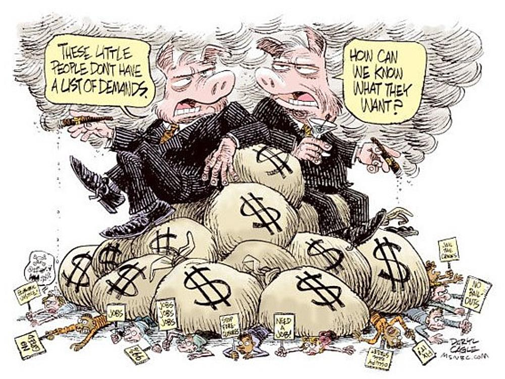 00.02h 12.10.11 Political Cartoons. Occupy Wall Street