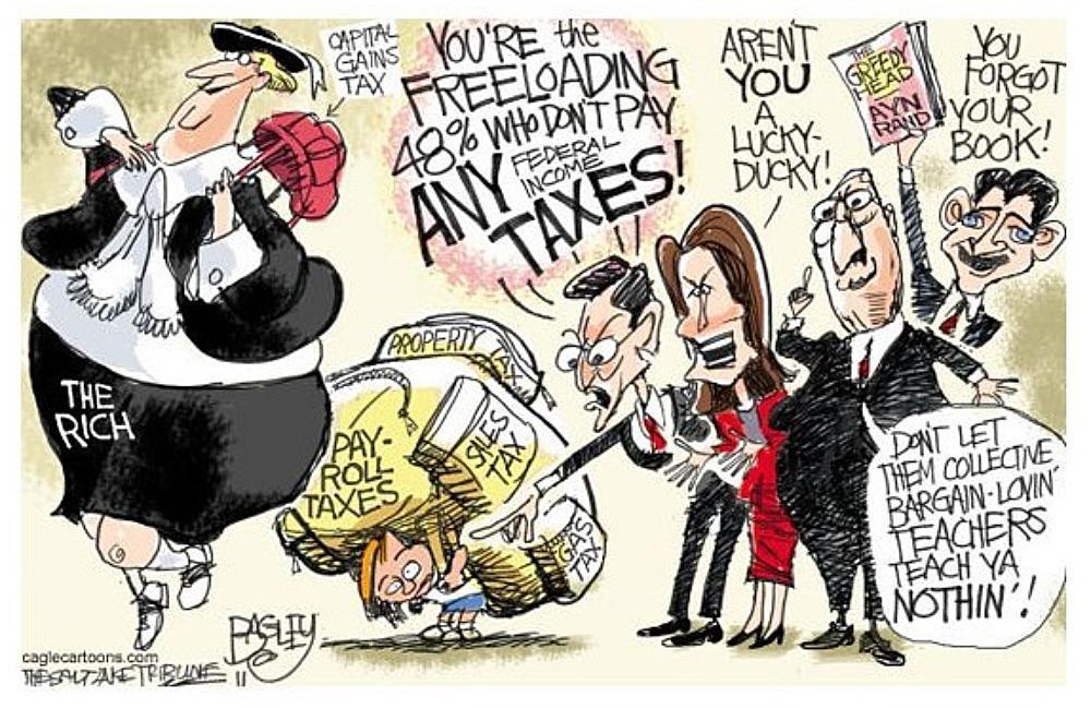 00.02g 12.10.11 Political Cartoons. GOP