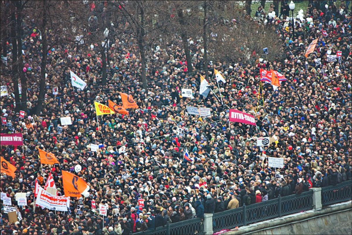 00.01c 10.12.11 Russian Demonstrations | Voices from Russia
