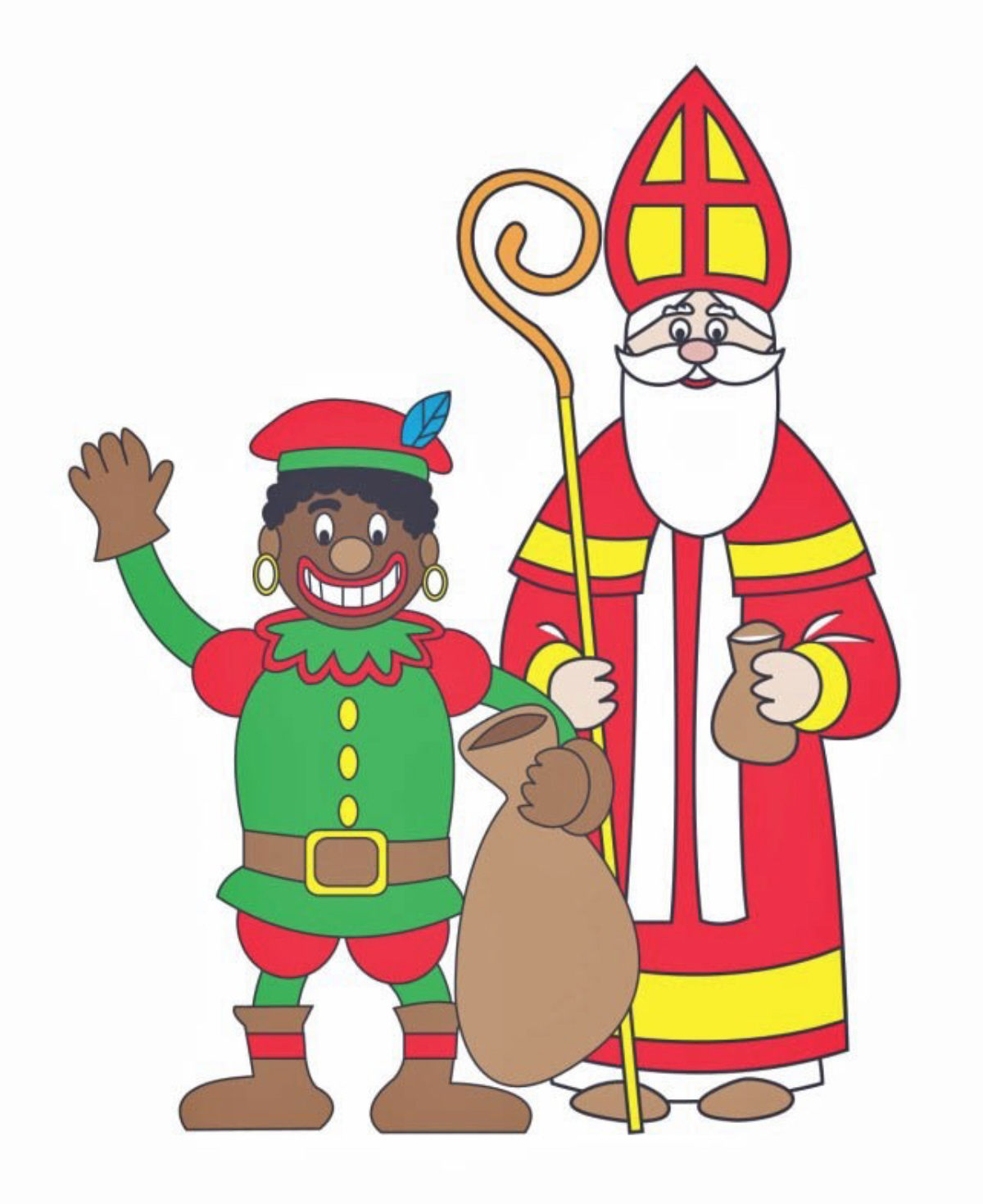 zwarte piet and st nicholas voices from russia
