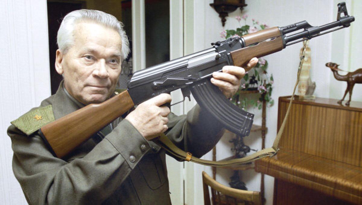 00 Mikhail Kalashnikov 01.12