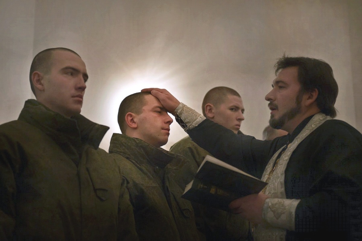 00 Priest and Soldier a. Epiphany. 2012