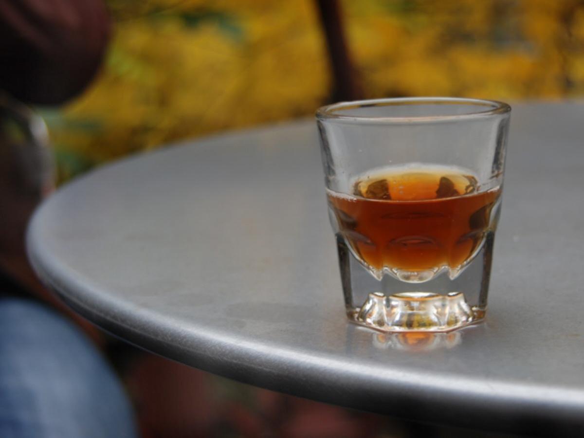00 whiskey shot glass