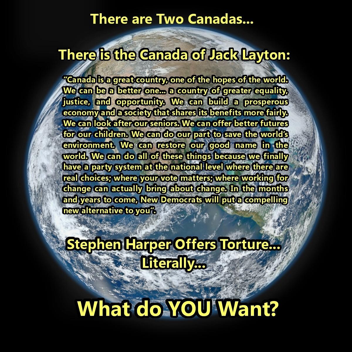 Barbara-Marie Drezhlo. There are Two Canadas. 2012