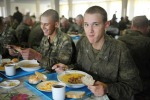 00.02e Army Mess Hall. Leningrad Oblast. 03.12