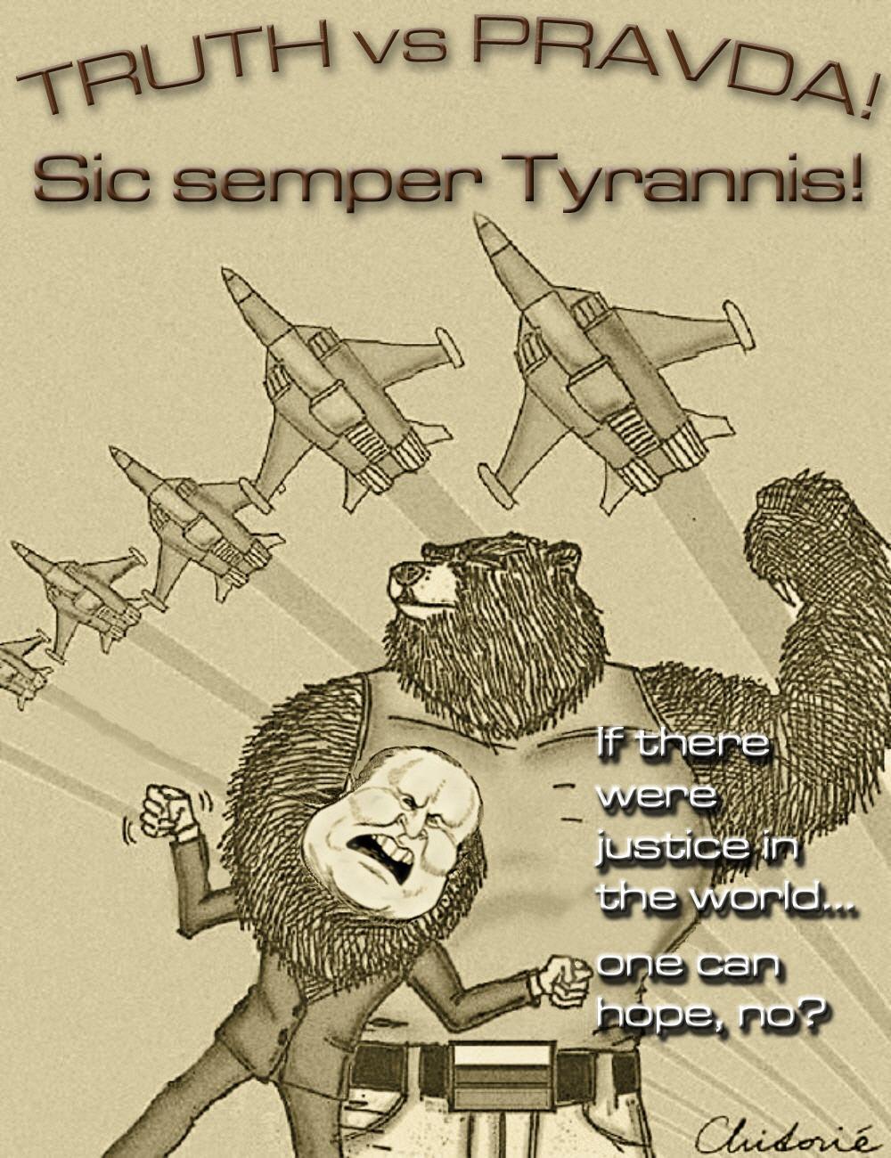 00 Barbara-Marie Drezhlo. Rush Limbaugh. Sic Semper Tyrannis!