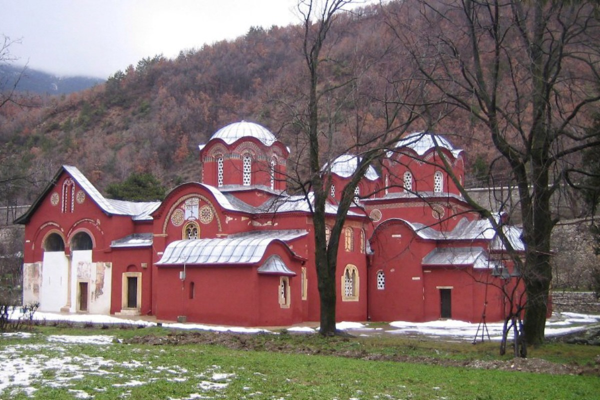 00 Serbian Church in Kosovo