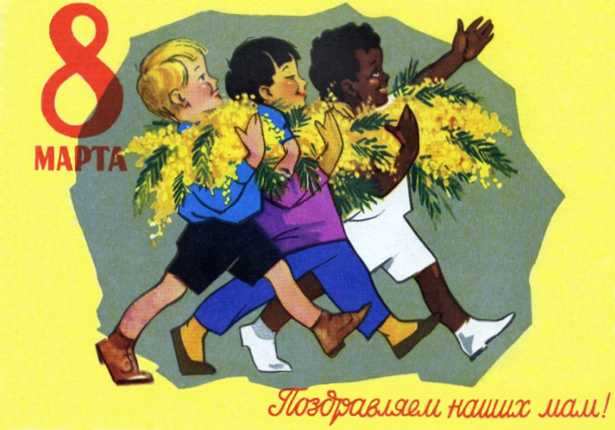 03.12 International Women's Day. 01i | Voices from Russia