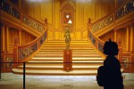 00.001f Titanic. 03.12. Replica Grand Staircase First Class