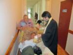 00c Easter in Pyatigorsk. hospital