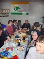 00e Easter in Pyatigorsk. Cherkess Branch. all-Russian Society of the Blind
