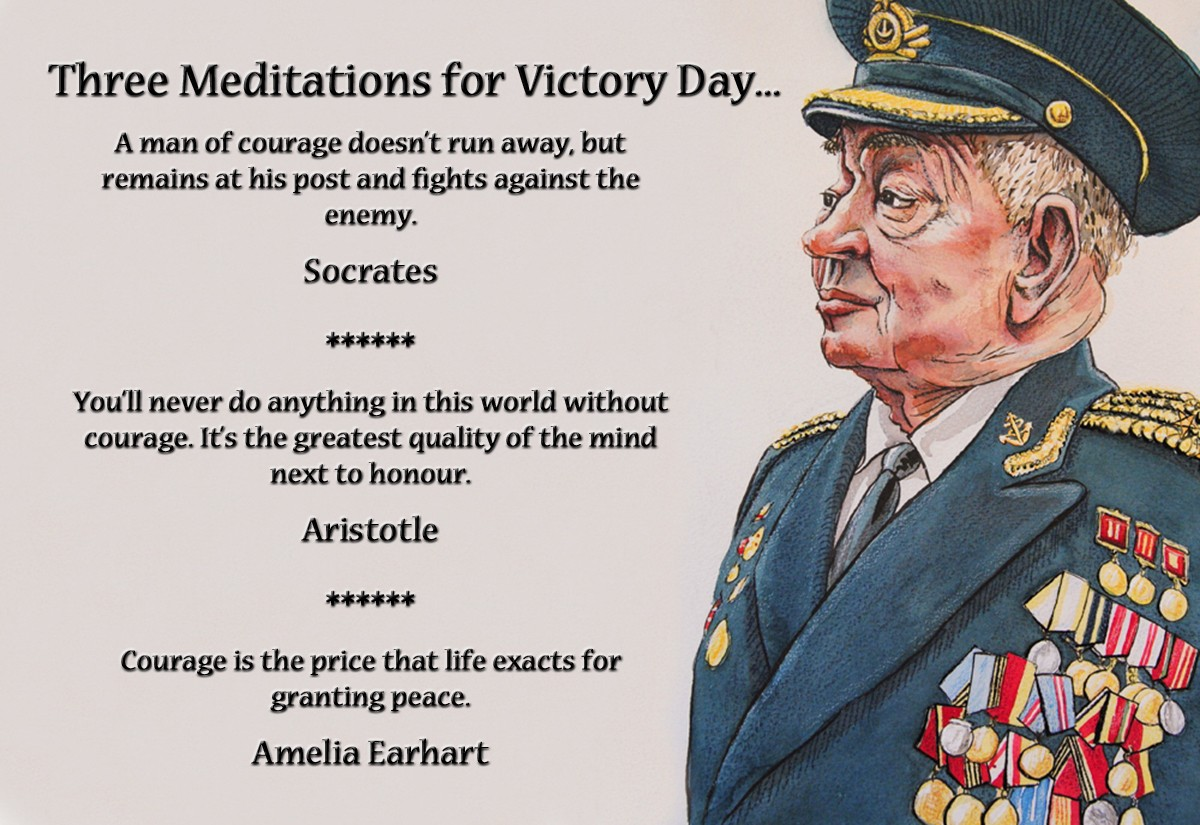 00 Meditations on Victory Day. 05.12