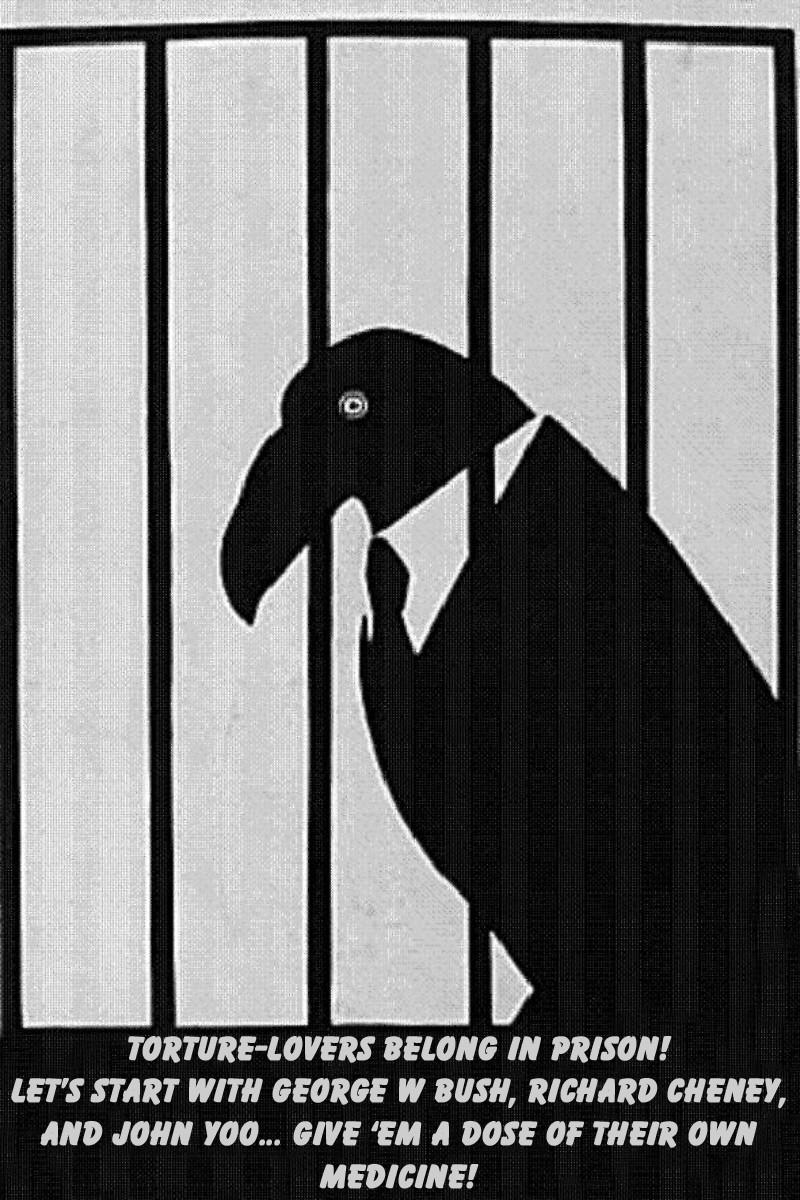 00 Torturers Belong in Prison. 05.12