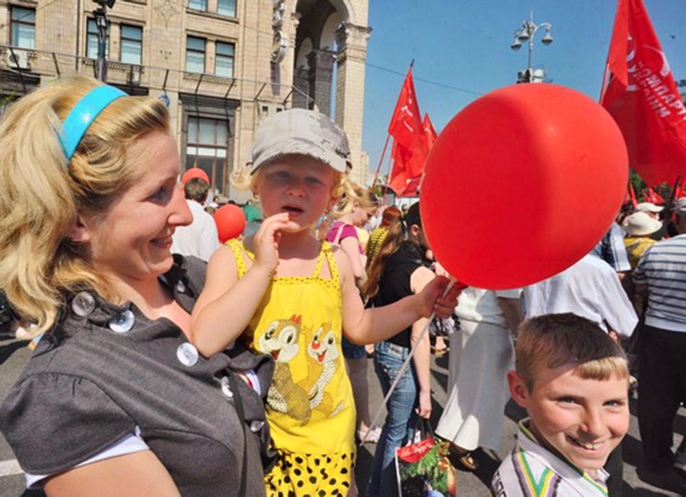 00d KPU May Day 2012