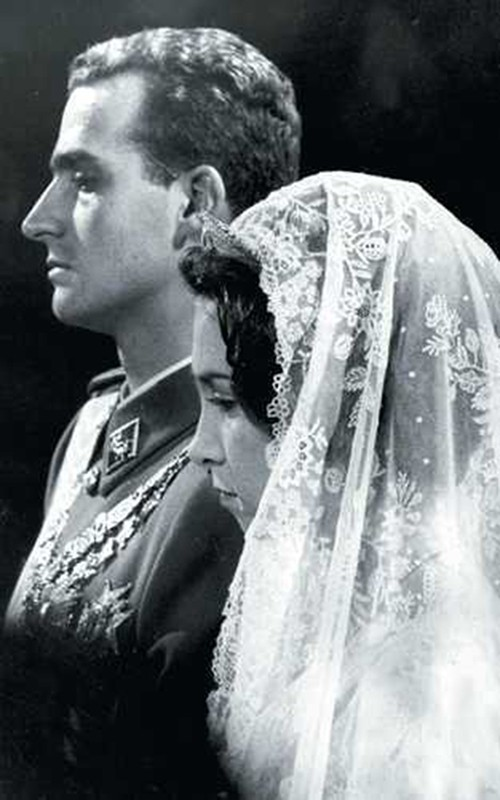 00e King Juan Carlos and Sofia wedding