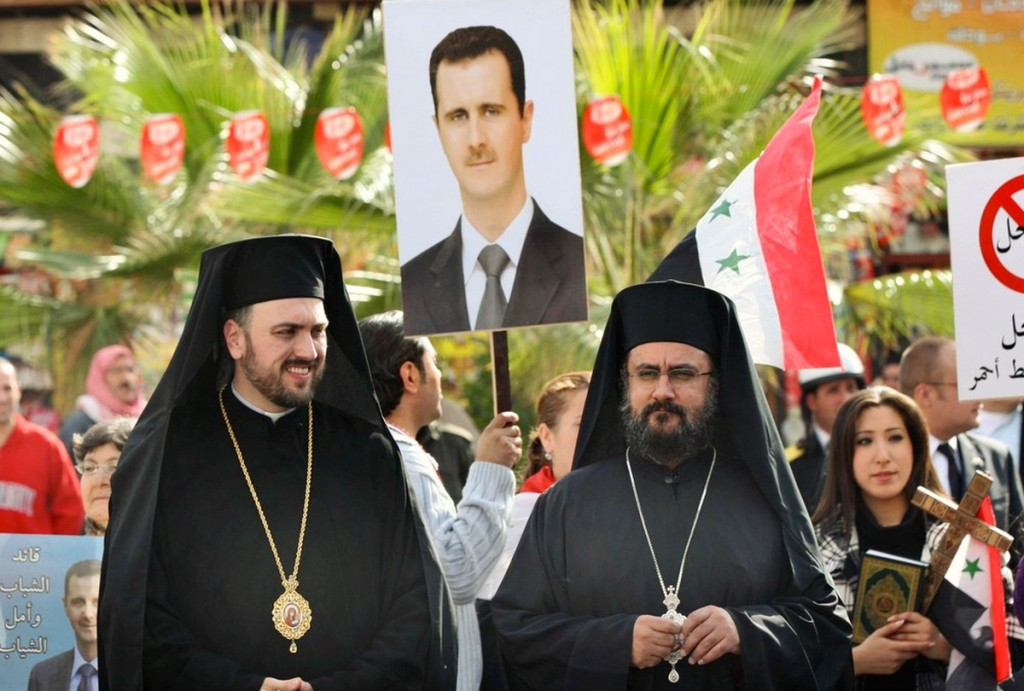 00 Orthodox clergy in Syria 06.12