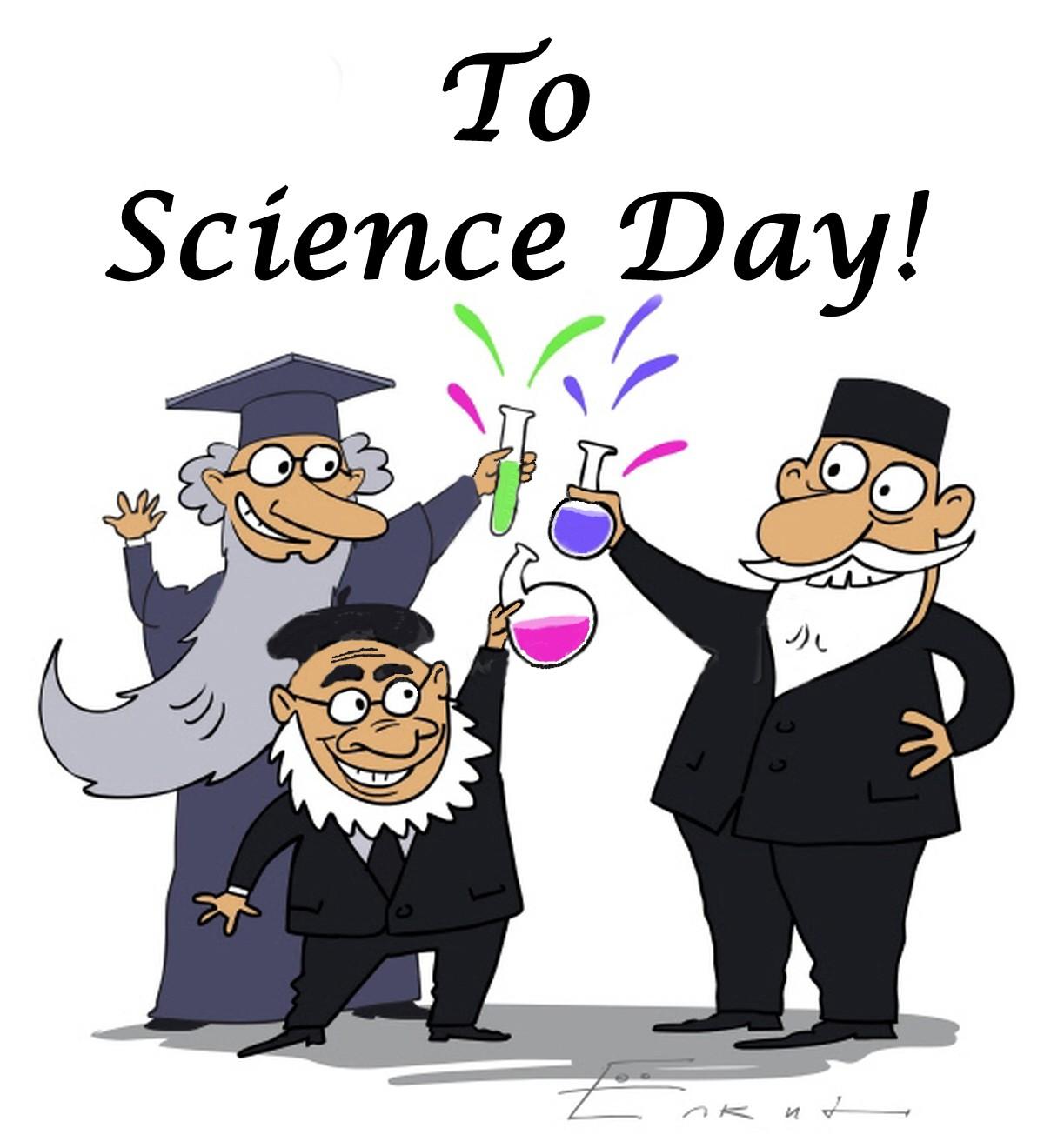 Sergei Yolkin. To Science Day! 2010