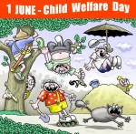 00 1 June. Child Welfare Day