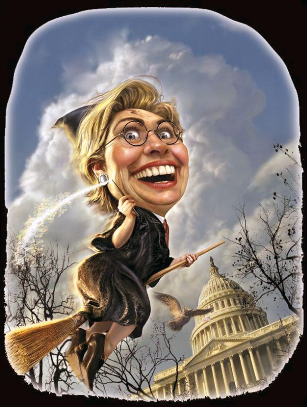 00 Hillary the Witch