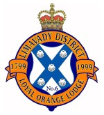 00 Loyal Orange Lodge. 07.12