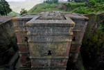 00.0b Lalibela. Ethiopia. Church of St George