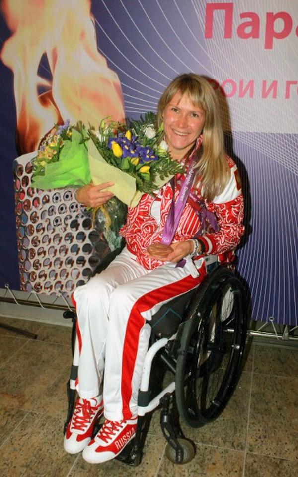 00.0e Paralympics. Putin. 11.09.12