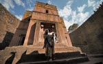 00.0k Lalibela. Ethiopia. Church of St George
