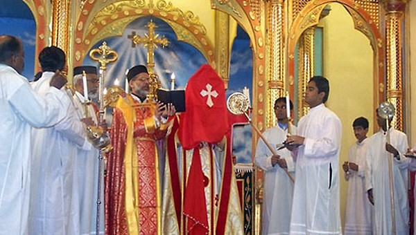 00 Malankara Orthodox Church. Holy Qurbana Liturgy. 09.12