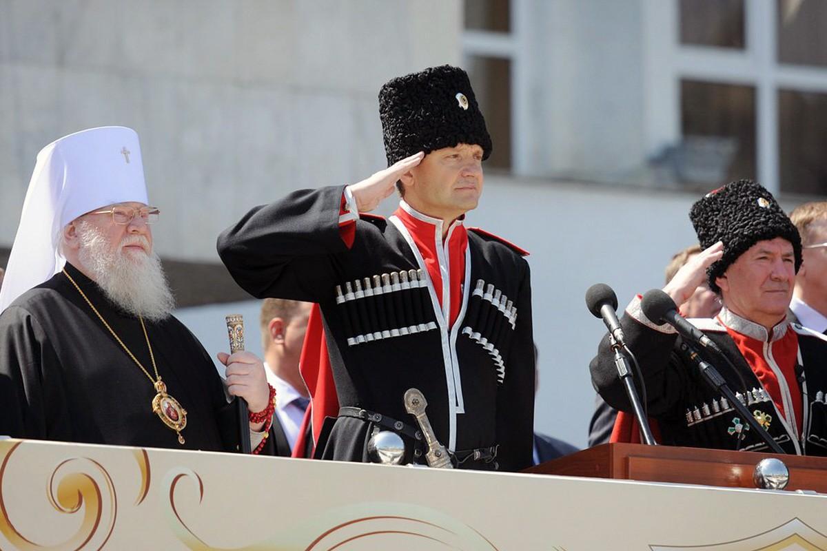 00 modern Cossacks. 09.12