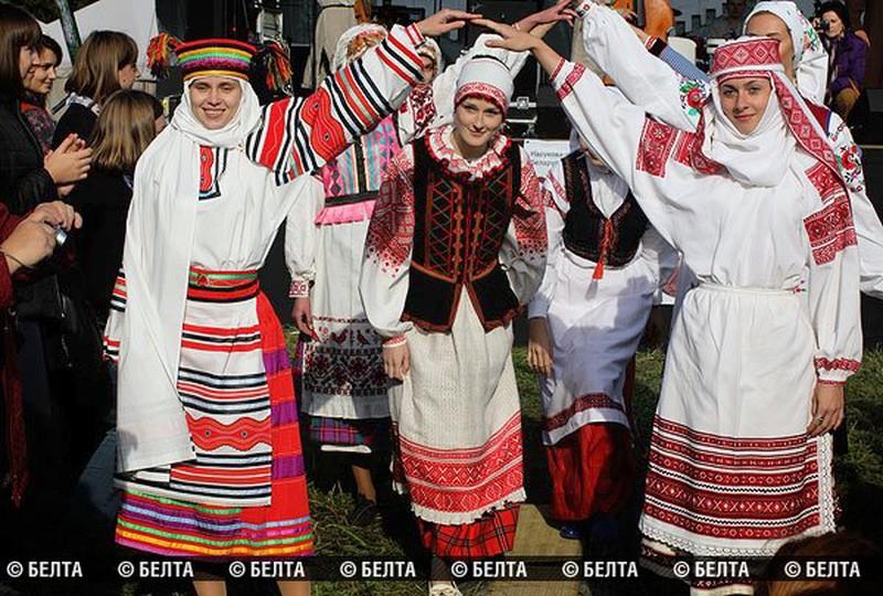 00j Kamyanitsa Folk Festival. Belarus. 17.09.12