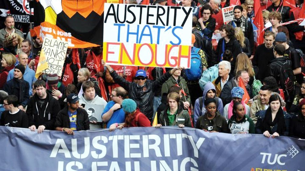 00 Anti-Austerity March. London. 20.10.12 | Voices from Russia